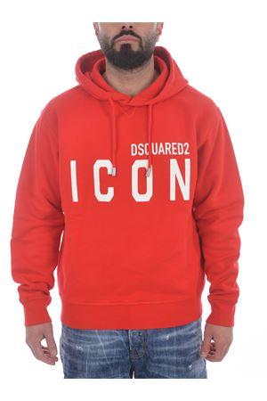 Dsquared2 cotton sweatshirt DSQUARED | 10000005 | S79GU0003S25042-312