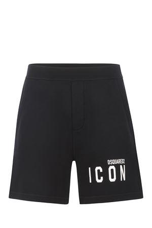Shorts Dsquare2 Icon in cotone DSQUARED | 30 | S79MU0005S25042-968