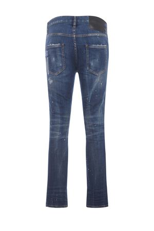 Jeans Dsquared2 Icon in denim stretch DSQUARED   24   S80LA0022S30342-470