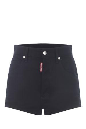 Shorts Dsquared2 in cotone stretch DSQUARED | 30 | S80MU0002S30564-900