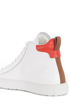Dsquared2 High Top leather sneakers DSQUARED | 5032245 | SNM016601504119-M1747