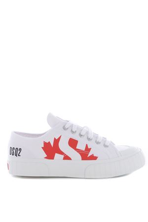 Dsquared2 & Superga canvas sneakers DSQUARED | 5032245 | SNM017100300001-1062