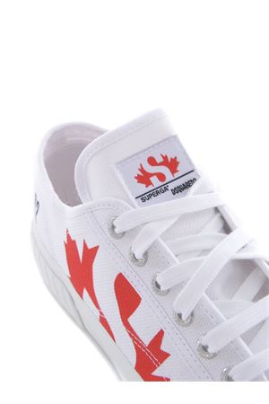 Sneakers Dsquared2 &Superga in canvas DSQUARED | 5032245 | SNM017100300001-1062