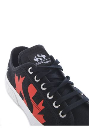 Sneakers Dsquared2 &Superga in canvas DSQUARED | 5032245 | SNM017100300001-2124