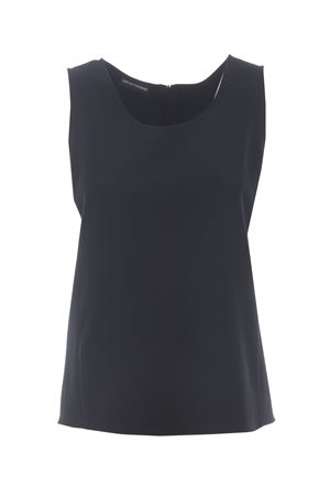 Emporio Armani top in viscose blend EMPORIO ARMANI | 40 | 0NK43T02003-999