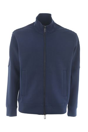 Emporio Armani stretch cotton sweatshirt EMPORIO ARMANI | 10000005 | 3K1MF41JHSZ-0964