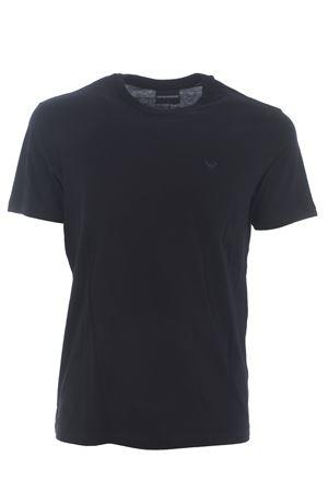 Emporio Armani t-shirt in supima cotton EMPORIO ARMANI | 8 | 3K1TAT1JSHZ-0920
