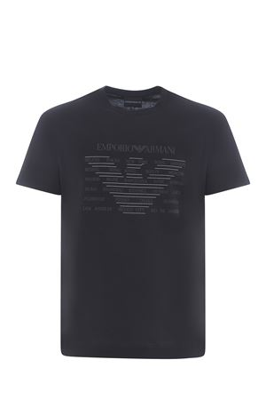 Emporio Armani cotton T-shirt EMPORIO ARMANI | 8 | 3K1TE11JULZ-0999