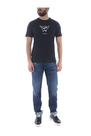 T-shirt Emporio Armani in cotone EMPORIO ARMANI | 8 | 3K1TE31JSHZ-0920