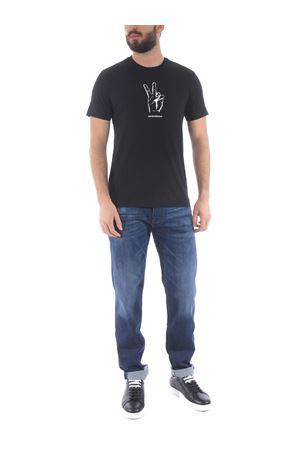 T-shirt Emporio Armani in cotone EMPORIO ARMANI | 8 | 3K1TE31JSHZ-0999