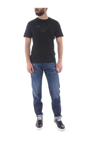 Emporio Armani cotton T-shirt EMPORIO ARMANI | 8 | 3K1TE61JSHZ-0999
