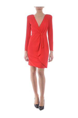 Emporio Armani stretch viscose blend dress EMPORIO ARMANI | 11 | 3K2A8G2JDCZ-334