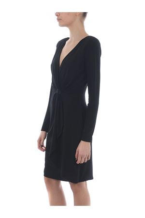 Emporio Armani stretch viscose blend dress EMPORIO ARMANI | 11 | 3K2A8G2JDCZ-999