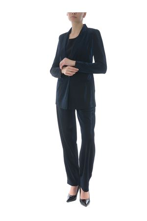 Emporio Armani blazer in double lurex EMPORIO ARMANI | 3 | 3K2G8M2JV4Z-926