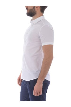 Emporio Armani shirt in cotton blend EMPORIO ARMANI | 6 | 8N1C101N06Z-0100