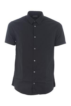 Emporio Armani shirt in cotton blend EMPORIO ARMANI | 6 | 8N1C101N06Z-0999