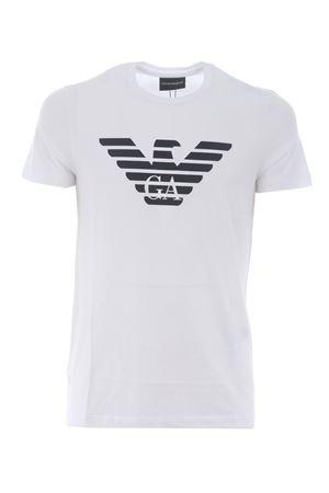 T-shirt Emporio Armani in cotone EMPORIO ARMANI | 8 | 8N1T991JNQZ-0100