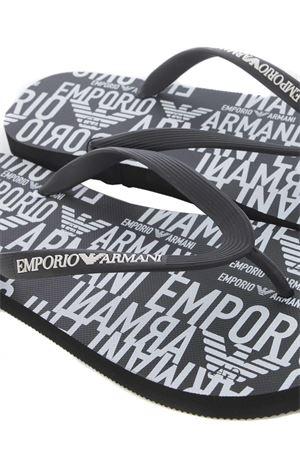 Infradito Emporio Armani in gomma EMPORIO ARMANI | 60000003 | X4QS04XM763-N603