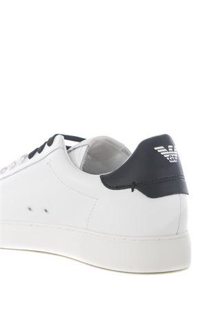 Sneakers Emporio Armani in pelle EMPORIO ARMANI | 5032245 | X4X316XF527-N422