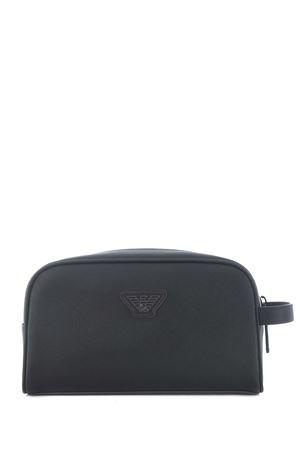 Emporio Armani clutch bag in eco-leather EMPORIO ARMANI | 31 | Y4R319Y019V-81072