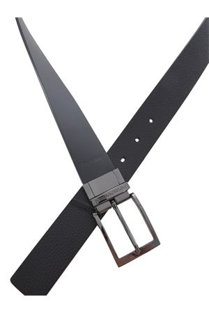 Reversible Emporio Armani leather belt EMPORIO ARMANI | 22 | Y4S195YLO8J-88001
