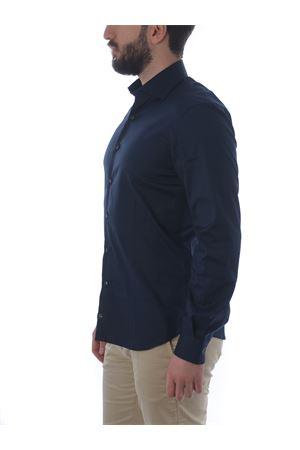 Fay shirt in stretch poplin FAY | 6 | NCMA142259SORMU807