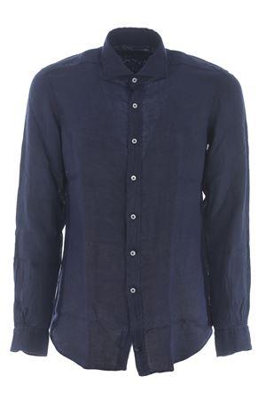 Fay linen shirt FAY | 6 | NCMA142259THTKU807