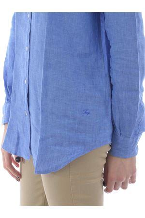 Fay linen shirt FAY | 6 | NCWA142573LQTCU600