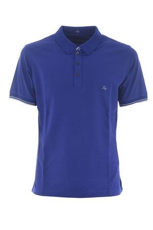 Fay polo shirt in stretch cotton pique FAY | 2 | NPMB242134STDWU215