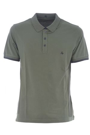 Fay polo shirt in stretch cotton pique FAY | 2 | NPMB242134STDWV607