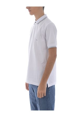 Polo Fay in piquet di cotone stretch FAY | 2 | NPMB242140STDWB001