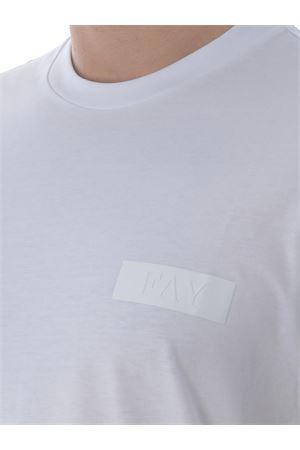 Fay cotton T-shirt FAY | 8 | NPMB3421300SHOB001