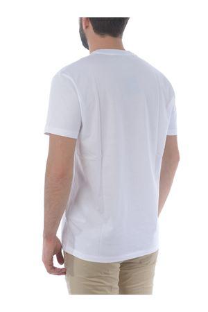 T-shirt Fay in cotone FAY | 8 | NPMB3421300SHOB001