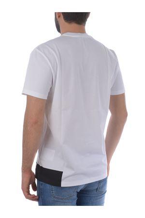 T-shirt Fay in cotone FAY | 8 | NPMB3421310SHOB001