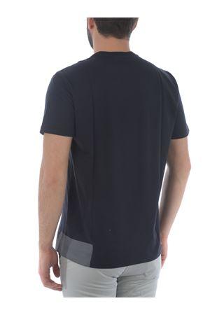 T-shirt Fay in cotone FAY | 8 | NPMB3421310SHOU807
