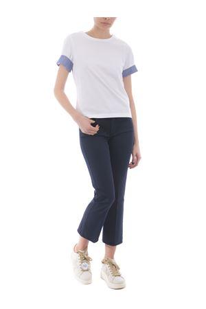 Fay cotton T-shirt FAY | 8 | NPWB2425840RVRB001