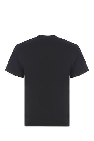 T-shirt GCDS Basic in cotone GCDS | 8 | CC94M021001BLACK