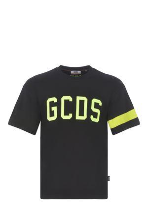 T-shirt GCDS Logo in cotone GCDS | 8 | CC94M021004LIME