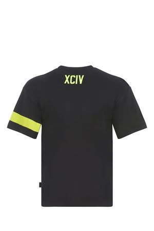 GCDS Logo cotton T-shirt GCDS | 8 | CC94M021004LIME