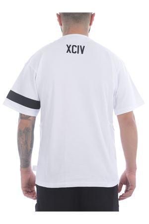 GCDS Logo cotton T-shirt GCDS   8   CC94M021051WHITE