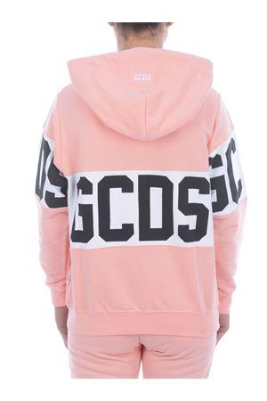 GCDS Band Logo cotton hoodie GCDS | 10000005 | CC94W021002PINK