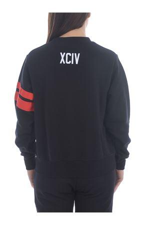 GCDS Logo cotton sweatshirt GCDS | 10000005 | CC94W021057BLACK