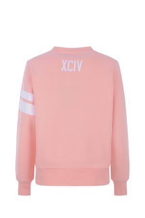 GCDS Logo cotton sweatshirt GCDS | 10000005 | CC94W021057PINK