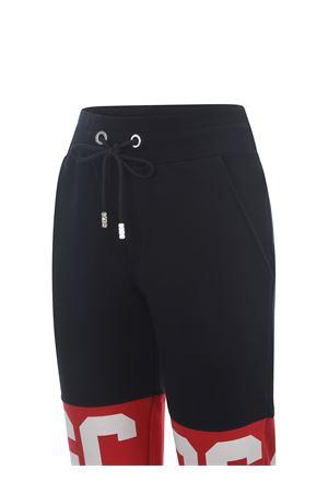 Pantaloni di tuta Band Logo GCDS in cotone GCDS | 9 | CC94W031001BLACK