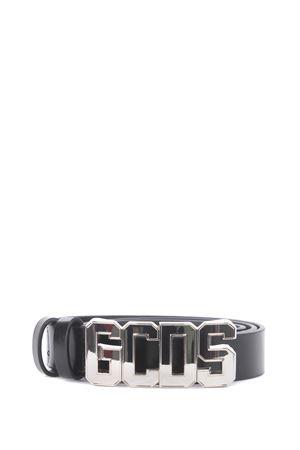 GCDS leather belt GCDS | 22 | SS21M010054SILVER