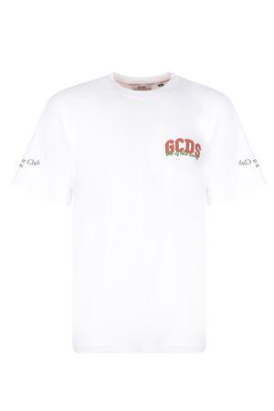 GCDS cotton T-shirt GCDS | 8 | SS21M020067WHITE