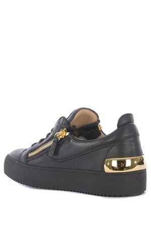 Sneakers Giuseppe Zanotti Scocca Low in pelle GIUSEPPE ZANOTTI | 5032245 | RM10027002