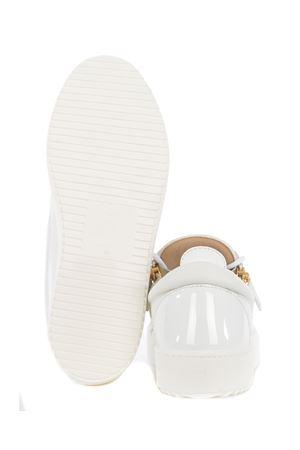 Sneakers Giuseppe Zanotti in pelle GIUSEPPE ZANOTTI | 5032245 | RU00010004