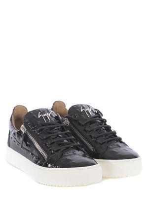 Giuseppe Zanotti leather sneakers GIUSEPPE ZANOTTI | 5032245 | RU00010040