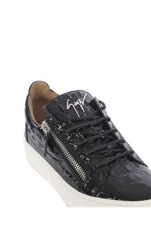 Sneakers Giuseppe Zanotti in pelle GIUSEPPE ZANOTTI | 5032245 | RU00010040